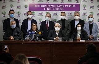 Taşdemir: Soylu, itibar suikasti yaptı