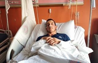 Van'da Asker kurşunuyla yaralanan genç: Darp...