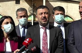 Ağbaba: Türkiye'de hukuk askıya alınmış, milli...