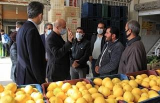 AKP'li çiftçi HDP'lilere dert yandı:...