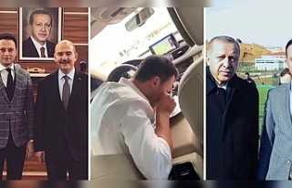 AKP'li Kürşat Ayvatoğlu serbest bırakıldı