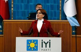 Akşener: Bu iktidarın Türkiye'ye ve milletimize...