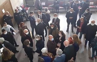 Ankara Garı katliamı duruşmasında mahkeme başkanı...