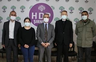 Avustralya Büyükelçisi Şırnak'ta ziyaretlerde...