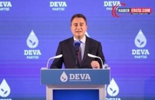 Babacan: Yandaşlar Erdoğan'ın manevralarına...