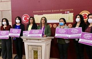 Başaran: İstanbul Sözleşmesi kadınlar nezdinden...