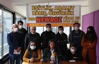 Birçok kentte Newroz hazırlıkları tamamlandı