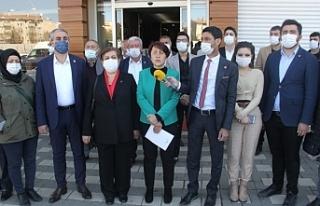 CHP'li başkanın evine baskın: Çocuklara silah...