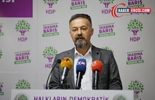 Dede: Türkiye'deki halklar iktidara karşı birleşerek...