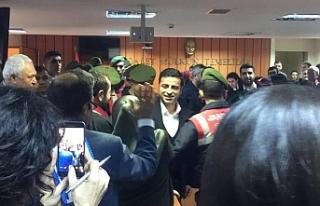 Demirtaş'tan mahkeme heyetine sert sözler