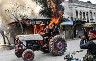 Efrîn DAİŞ'in Rakka'sına çevrildi