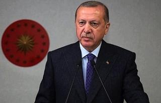 Erdoğan, aşılamada dünyanın en önde gelen ülkeleri...