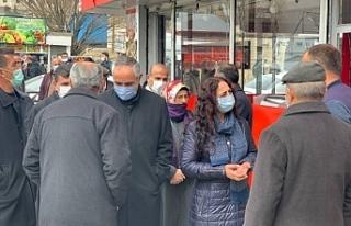 Esnaflar Van Newrozu'na davet edildi