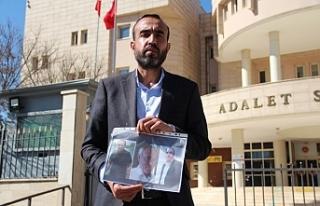 Ferit Şenyaşar ifadeye çağrıldı: Adalet mücadelemiz...