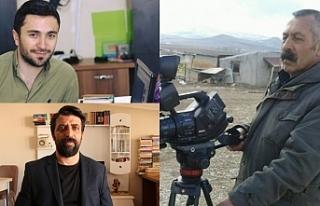 Gazeteci Aslan, Candemir ve Kaya'nın duruşması...