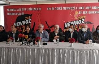 HDK'den Newroz alanlarında buluşma daveti