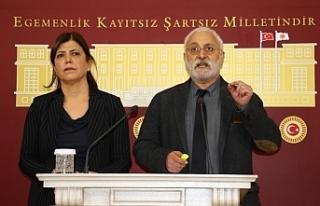 HDP Grup Başkanvekilleri: Tarih sizi hukuksuzluklarla...