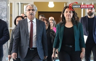 Kapatma davasının ardından HDP MYK yarın olağanüstü...