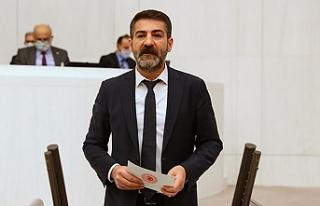 HDP Van Milletvekili Murat Sarısaç'tan kanun...