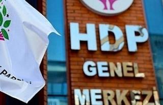 HDP'nin kapatılması istemiyle AYM'de dava açıldı
