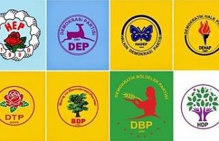 HEP'ten HDP'ye: Değişmeyen sadece parti...