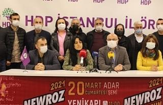 İstanbullular Newroz'a davet edildi