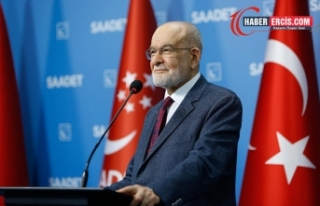 Karamollaoğlu'ndan Erdoğan'a: Üç kağıtçılık...