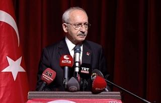 Kılıçdaroğlu: Milletin vekilini millet seçtiğinde...