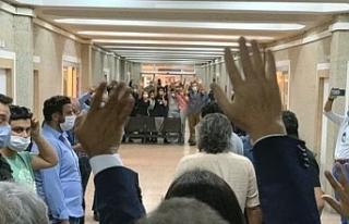 Kobanê Davası'nda tutukluluk incelemesi: DAİŞ'e...