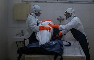 Koronavirüsten can kaybı 29 bin 160'a yükseldi