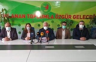Kürdistani İttifak Çalışma Grubu: HDP'nin kapatılması...