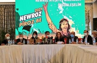Kürdistani İttifak Çalışması Newroz deklarasyonunu...