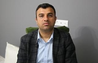 Milletvekili Öcalan: Bu görüşme değil provokasyondur
