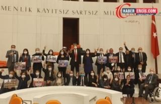 Muhalefet partilerinin yöneticilerinden 'HDP'yi...