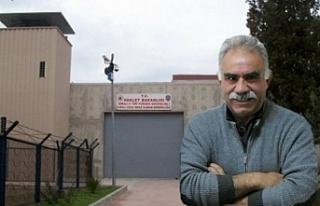 Öcalan'la acil görüşme başvurusu