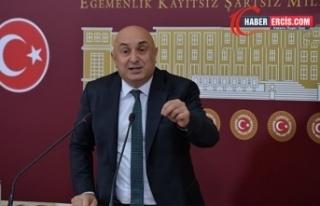 Özkoç: Erdoğan ve Sarayın eli milletin cebinde