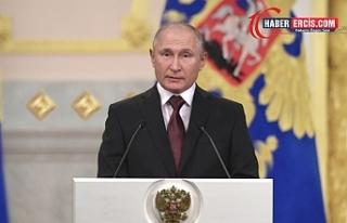 """Putin'den Biden'a """"katil"""" yanıtı"""