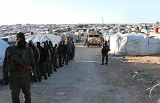 QSD'nin Hol Kampı operasyonunda 53 DAİŞ'li...