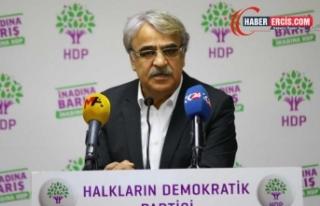 Sancar: Newroz meydanlarından aldığımız güçle...