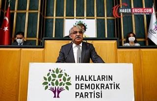 Sancar'dan muhalefete adil barış programı çağrısı