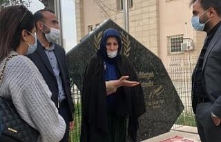 Şenyaşar ailesinin adalet nöbeti 2'nci gününde:...
