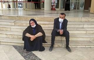 Şenyaşarlar adalet talebiyle Urfa Adliyesi önünde:...