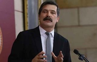 TİP Genel Başkanı Erkan Baş: Berat Albayrak firarda...