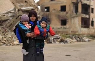 UNICEF: Suriye'de 10 yıllık savaşta yaklaşık...