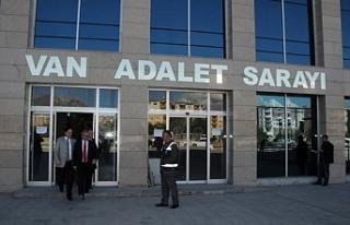 Van'da DTK davasında 28 kişinin adli kontrol...