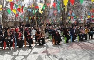Van'da 'HDP yoluna devam edecek' buluşması