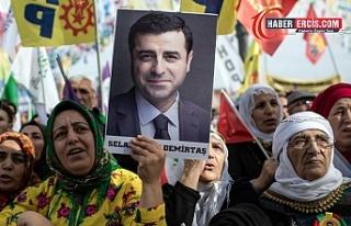 108 siyasetçinin yargılandığı Kobanê Davası...