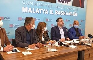 Ağbaba: AKP'li Belediye İnsanların yurt dışına...
