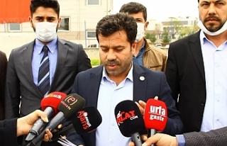AKP'li belediye başkanına soru sorduğu için...