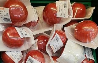 Bir domates 2, 3 TL